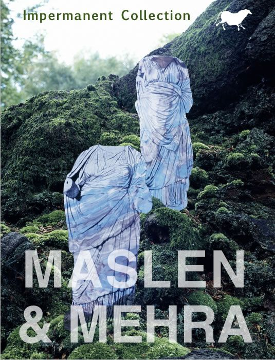 CLICK HERE to download FREE SAMPLE of 'Maslen & Mehra: Impermanent Collection' new #iArtBook or buy for only £5.49 https://itunes.apple.com/gb/book/maslen-mehras-impermanent/id569216593?mt=11