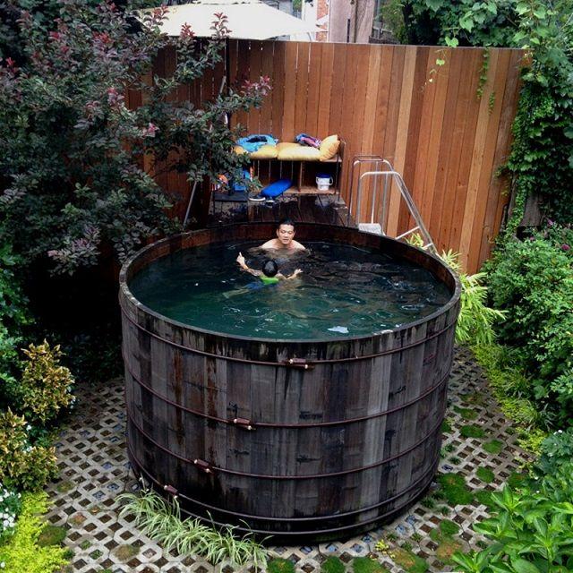 25 melhores ideias de piscinas baratas no pinterest for Piscinas super baratas