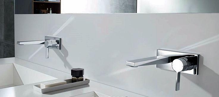 #Flush-mounted #tap Hansa Loft