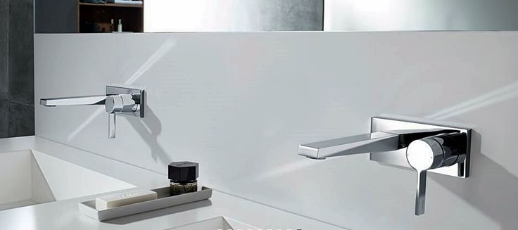 #Flush-mounted #tap Hansa Loft