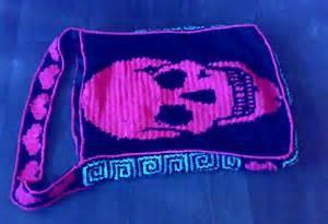 Crochet Skull Pattern                                                                                                                                                                                 More