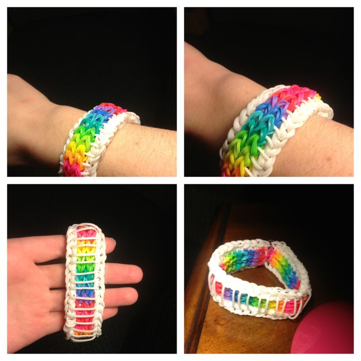 17 Best images about LOOM BRACELETS on Pinterest | Loom ...