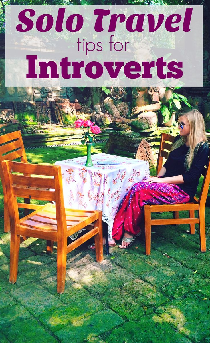 Solo Travel Tips for Introverts