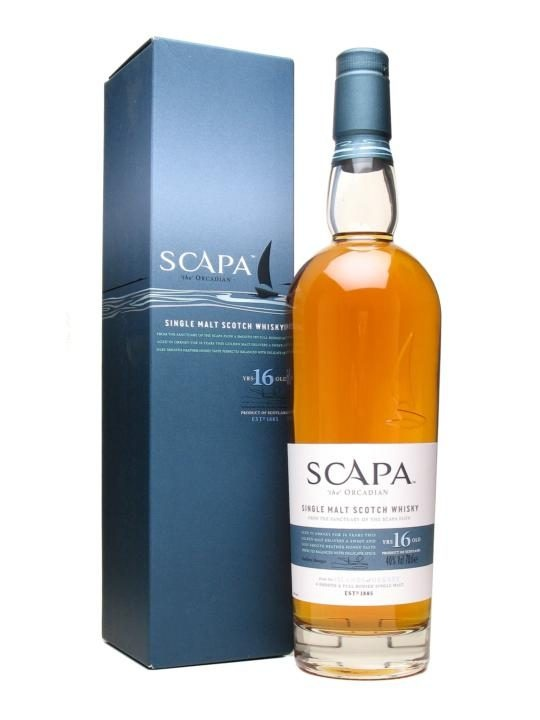 Scapa The Orcadian 16 Years Old - Chivas Brothers - Scotland (Orkney Islands)