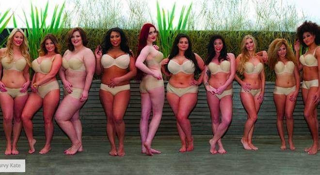 Cette société de Lingerie se bat contre les images irréalistes de corps avec une nouvelle publicité impressionnante !