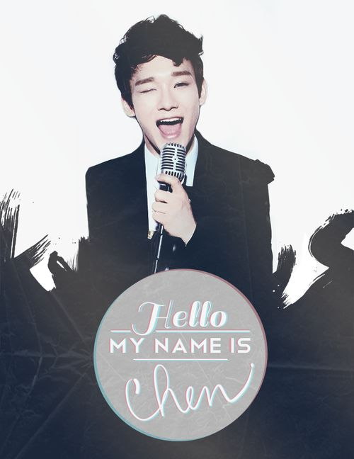 18 best CHEN ♥ EDITS images on Pinterest Chen, Blog and Exo chen - brilliant k chen duisburg