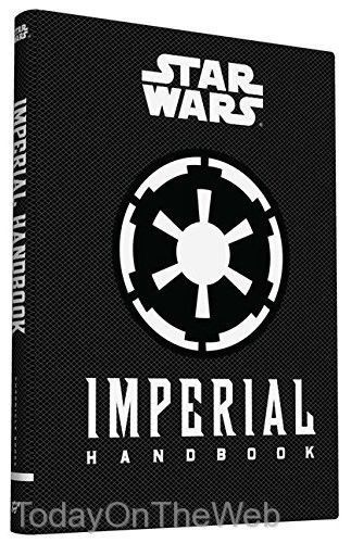 Imperial Hardcover Handbook Commander's Guide Star Wars Chronicle Daniel Wallace