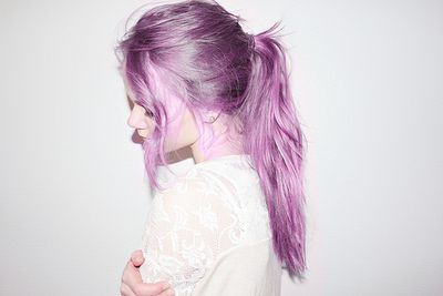 ♛ We Heart Hair♛: Purple Hair, Hair Colors, Shades Of Purple, Style Hair, Colour Hair, Hair Style, Pastel Hair, Pastelhair, Colors Hair