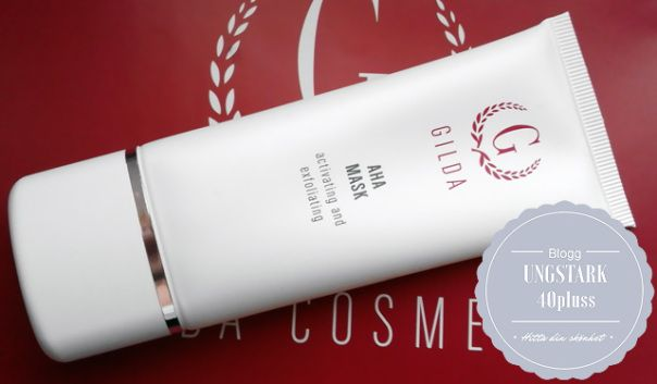 Gilda Cosmetic AHA-mask - recension