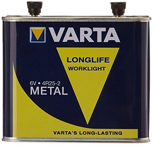 Varta Longlife spécial 4 R 25 2 Travail Batterie Métal 1 pièce: Price:12.49Batterie compacte et performante pour un usage continu.…