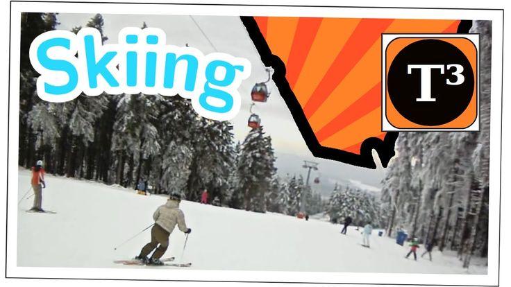 New slopes at the Wurberg skiing resort at Braunlage
