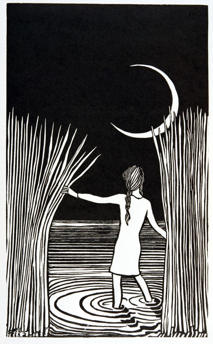 Linocut by Di Oliver, 'In my dreams' 17cm x 28cm (Milton Keynes Printmakers)…