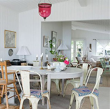Country Style Chic: Shabby Chic Style