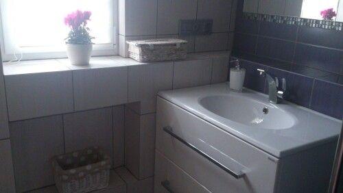 Łazienka własnego projektu :)