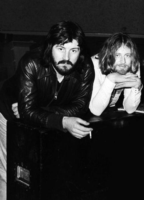 John & John Paul