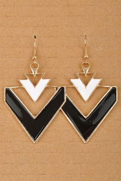 Vivacious Statement Earrings