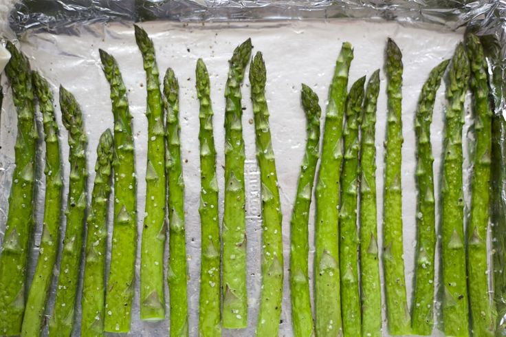 Barefeet In The Kitchen: Simple Roasted Asparagus