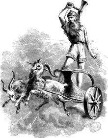 Severská mytologie – Thór