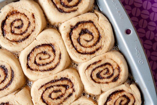 Gluten Free Cinnamon Rolls! Recipe from @Leanne Vogel