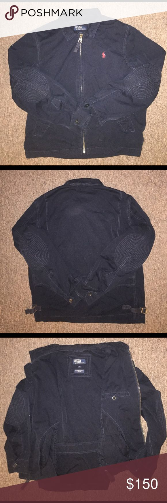 Old Vintage Polo Jacket Very good condition, Lightweight Jacket, 100% cotton Polo by Ralph Lauren Jackets & Coats Lightweight & Shirt Jackets