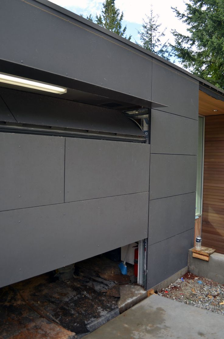 Cbf Cement Board Fabricators Residential Projects: 25+ Beste Ideeën Over Fassadenplatten Op Pinterest