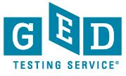 The GED is a national high school equivalency test from Pearson Vue. See also GED.com.