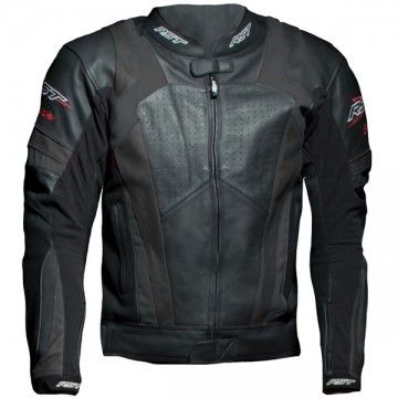 Kurtka RST BLADE black męska | RST BLADE Leather Jacket Man #Motomoda24
