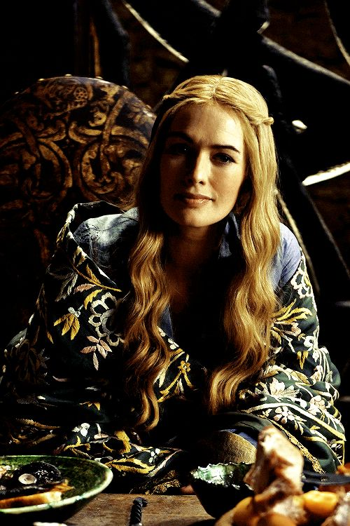 Cersei Lannister, costumes by Michele Clapton