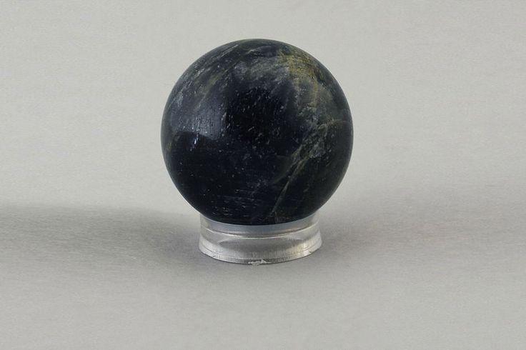 Minerali *** STUPENDA e PREZIOSA SFERA ZAFFIRO 3,9 cm (Code: SZ30)