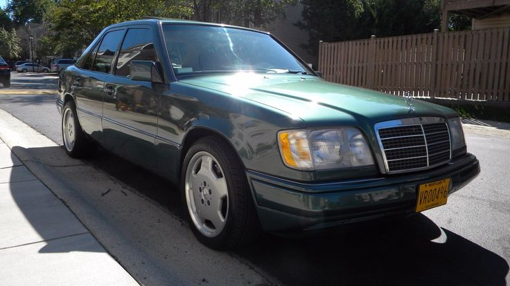 Nice Great 1995 Mercedes-Benz E-Class E320 EXCELLENT CONDITION/Running Automobile!  Beautiful! 2017/2018 Check more at http://24go.cf/2017/great-1995-mercedes-benz-e-class-e320-excellent-conditionrunning-automobile-beautiful-20172018/