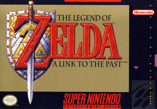 Legend of Zelda a Link to the Past For Sale | Super Nintendo Game