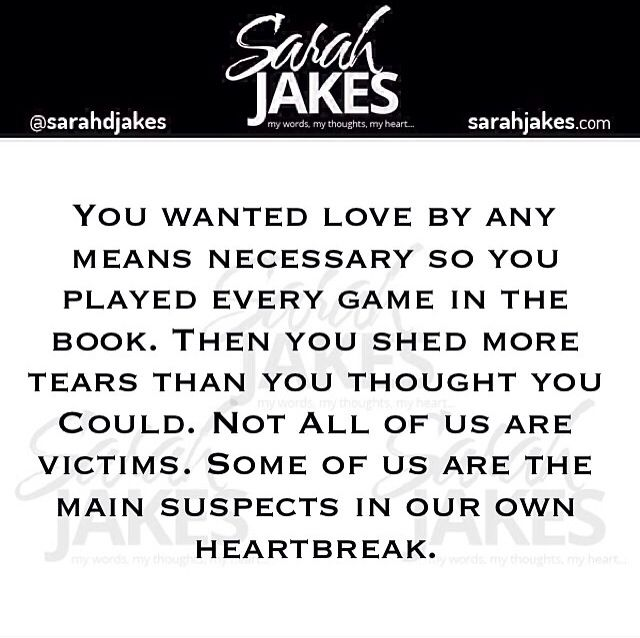 Td Jakes Quotes On Life: Sarah Jakes Quotes. QuotesGram