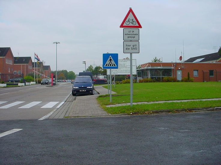 Seedorf (DE): daar waar ik 8 maanden gelegerd ben geweest.