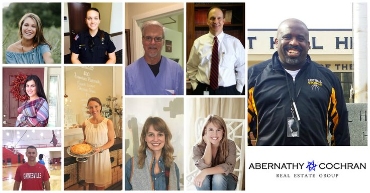 Top 10 Faces of Hall County in 2016