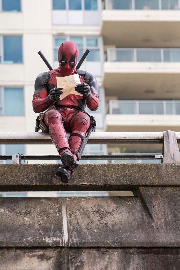 Deadpool - Novas imagens do filme são reveladas! - Legião dos Heróis