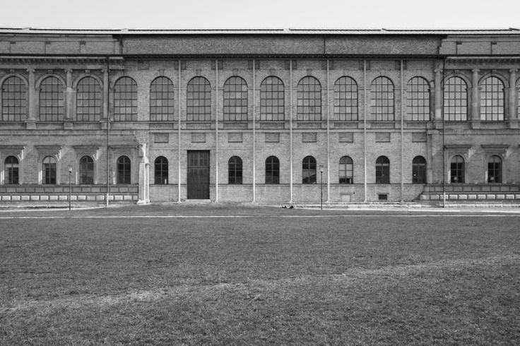 Nicht in Venedig: Hans Döllgast, Weiterbauen an der Alten Pinakothek München (1946-1957) Foto: Benedikt Kraft