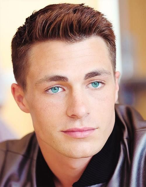 Yup, time to watch Teen Wolf or Arrow to catch Colton Haynes.