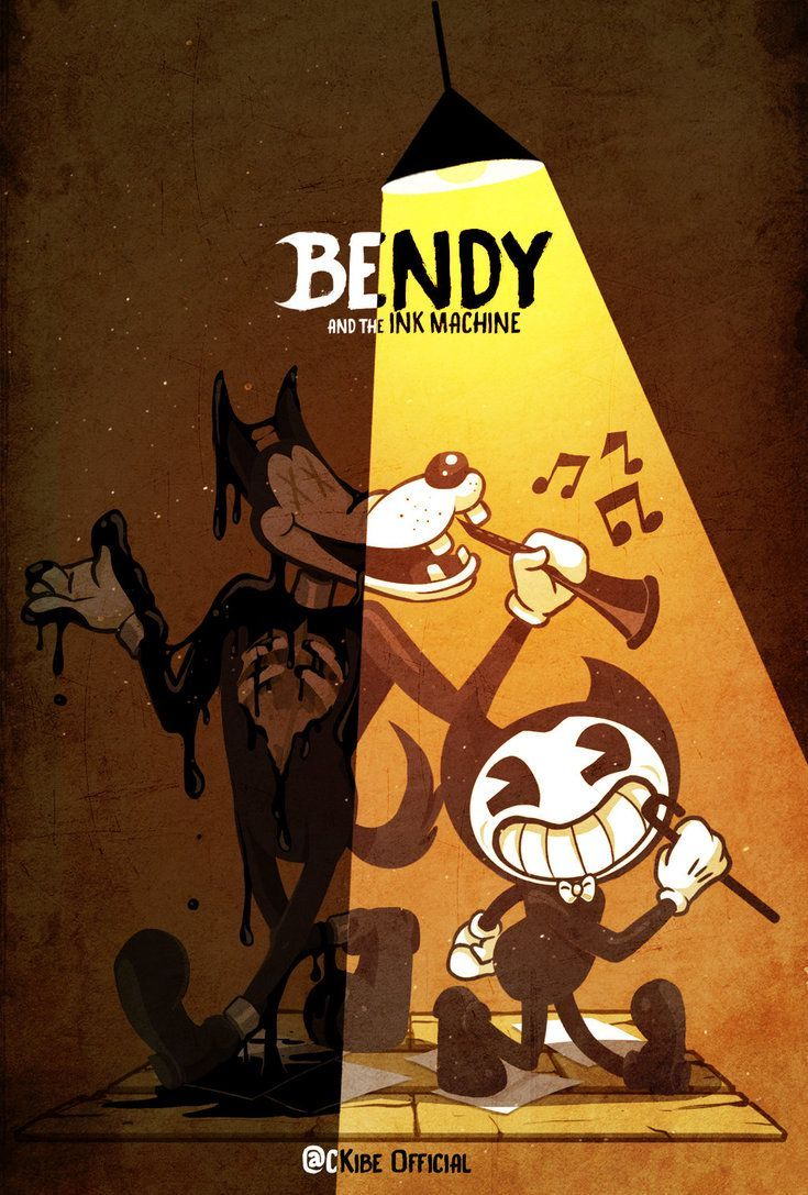Imágenes de Bendy and the Ink Machine ⭐⭐⭐⭐⭐⭐⭐⭐⭐⭐ Necesito ...