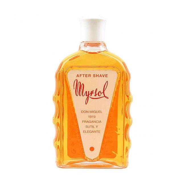 Myrsol: Don Miguel 1919 Aftershave Lotion.