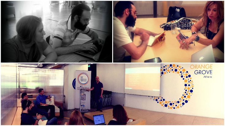 A quick glimpse at the first and exciting Bootcamp Week of #TheAccelerator2016