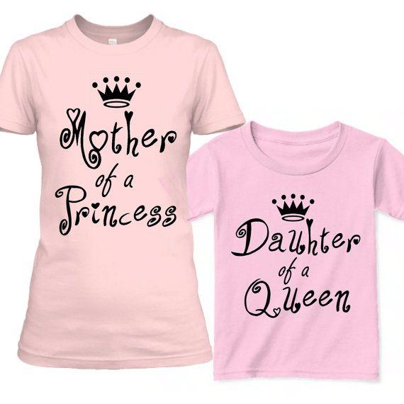 268a5117d2d Madre hija juego camisas mamá y yo juego por CustomPrimePrints | ohh! |  Madre e hija bebe, Frases mama e hijo y Vestidos madre e hija