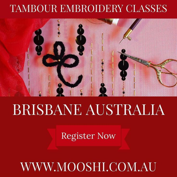 I'm taking registrations for my beginner tambour embroidery classes in Brisbane. To register just contact me here or via my web site. More details about the Brisbane class is available in the drop down menu under Classes in the main menu. Class sizes limited to 6 people. Testimonials on my web site in the Classes menu. Register early to avoid disappointment. . #tambourembroideryclasses #learntambourembroidery #hautecoutureembroidery #mooshicouture #oliviatorma #handembroidery…