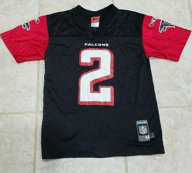 new concept 8cd3d 4aa94 Atlanta Falcons Matt Ryan #2 NFL Reebok Youth Boys Jersey ...