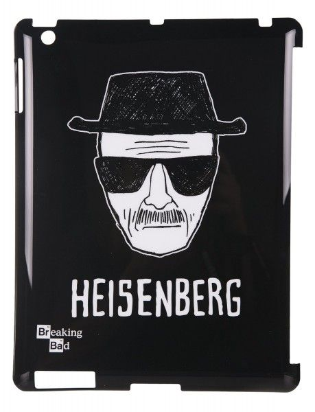 Protection iPad Heisenberg