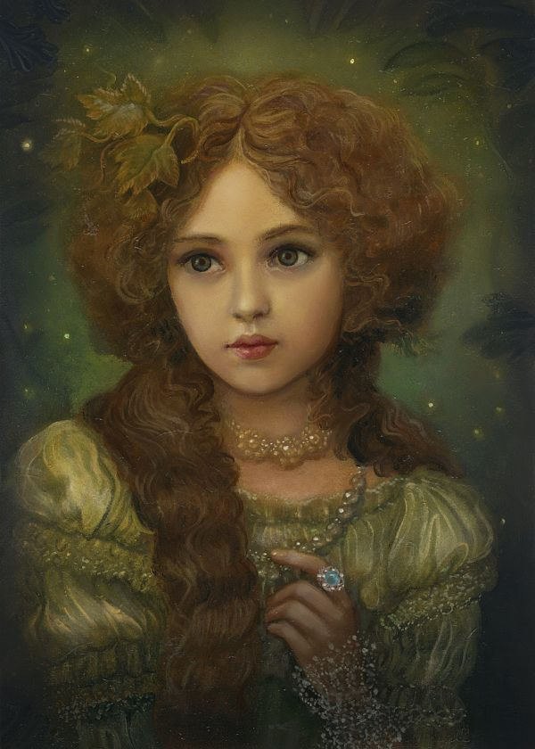 Traditional Illustrations by Annie Stegg — Madame Fae