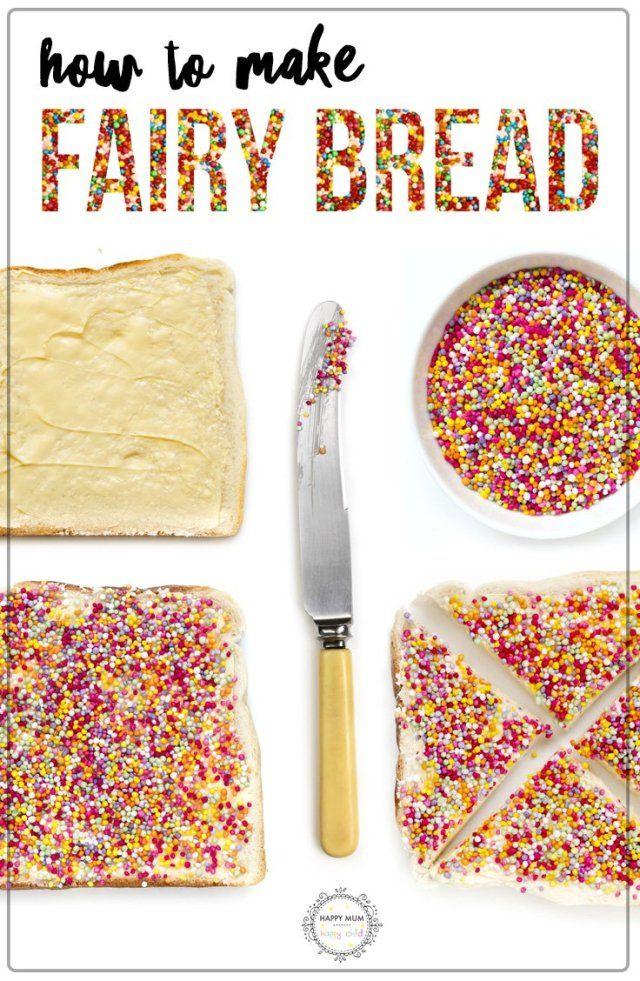 How To Make Fairy Bread | Happy Mum Happy Child