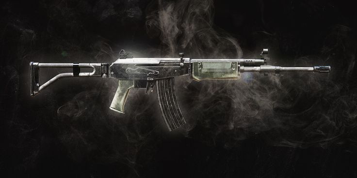 Imi Galil Rifle 3D 3Ds - 3D Model