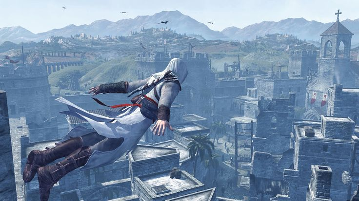 Assassin's Creed Video Game Images