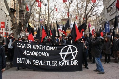 From Turkey To Greece, All States Are Murderers // Turkey