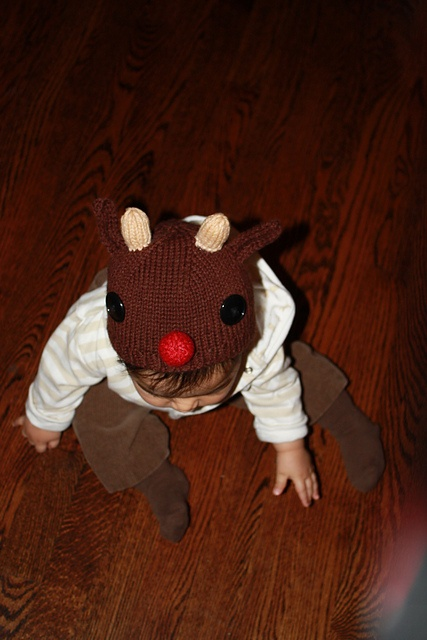 Ravelry: scotiagal's Baby Rudolph